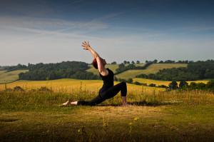 Yoga Ayelsbury Anjanayasana