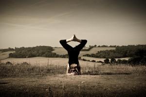 Yoga Aylesbury Headstand Cobbler