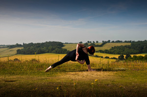 Yoga Aylesbury Warrior Bind